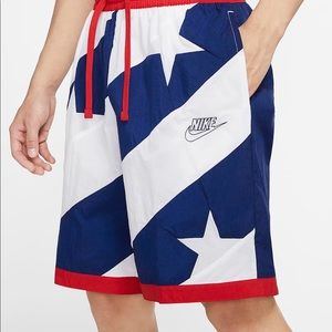 NIKE Basketball Shorts Dri-Fit THROWBACK